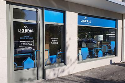 agence proximité LIGERIS Tours
